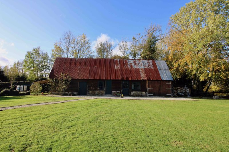The principal barn