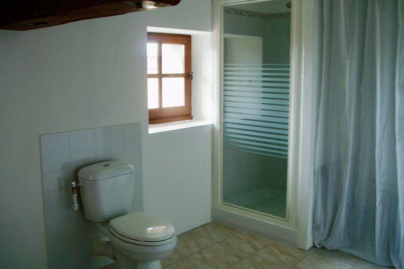 Second house bathroom