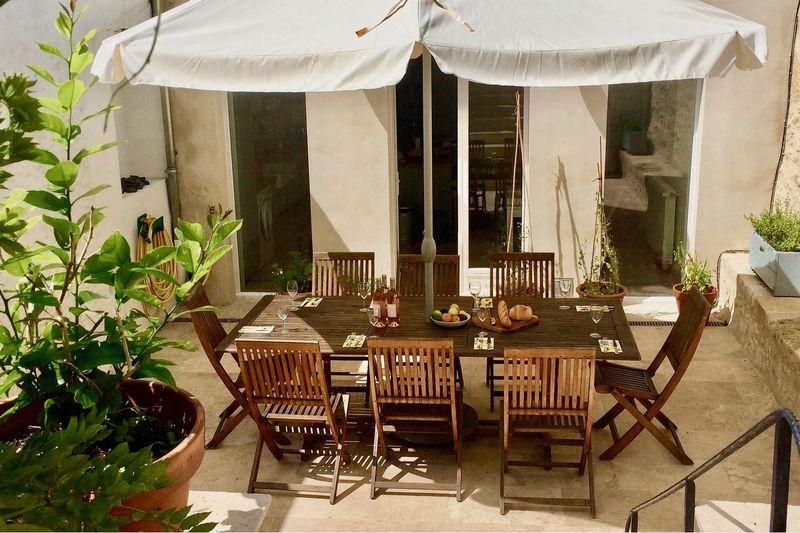 Maison Gensac terrace
