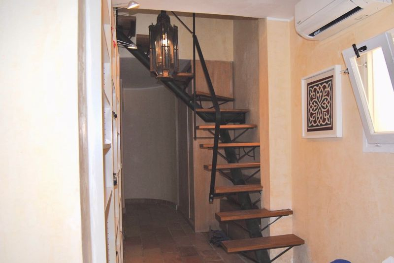 Ground floor hall and stairs