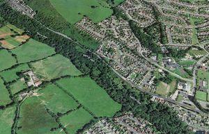 Abertridwr Road, Penyrheol