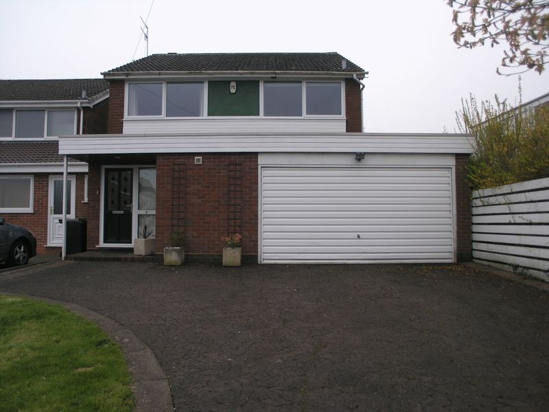 Tibberton Close