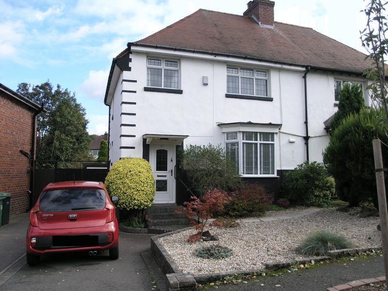 Warley Hall Road