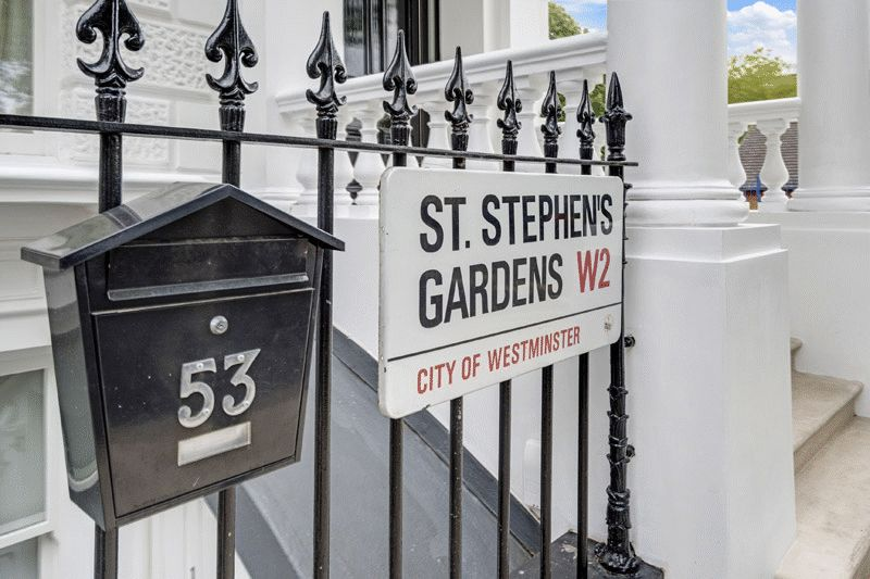 St Stephen's Gardens