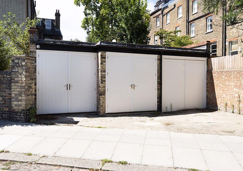 Triple garage/off street parking