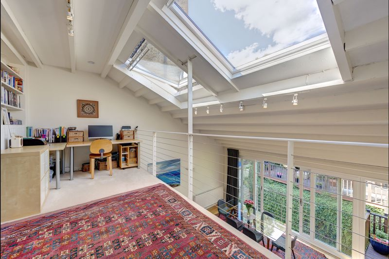 Mezzanine/Home Office