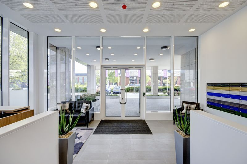 Reception hall to Elstree House