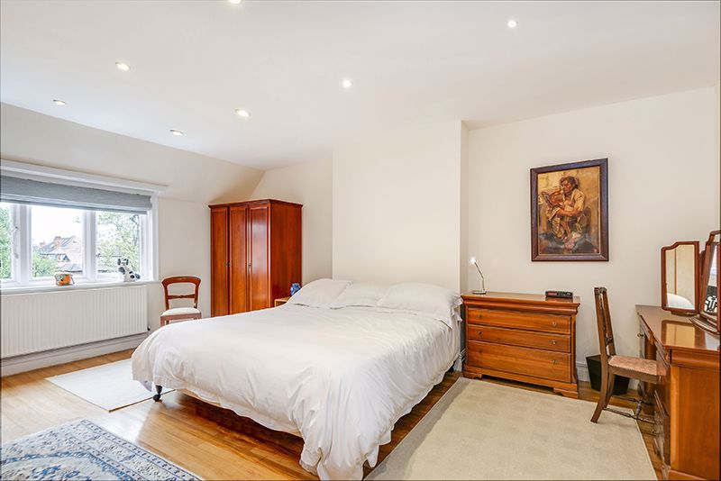 Upper Flat - Master Bedroom