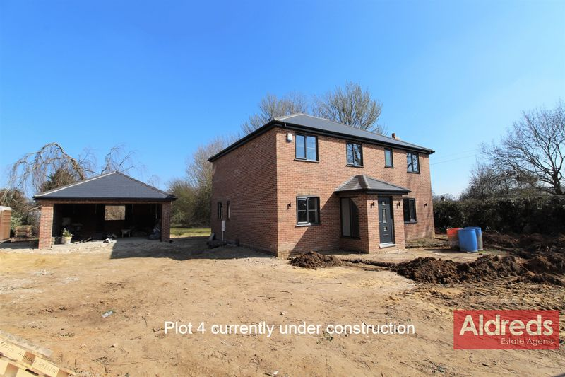 Plot 4 Under Construction £525,000