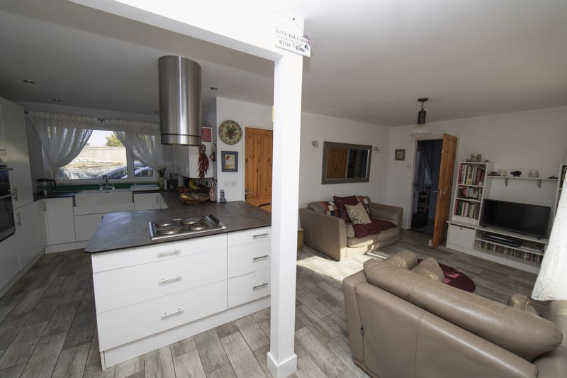 Kitchen, Sitting Room - Annexe