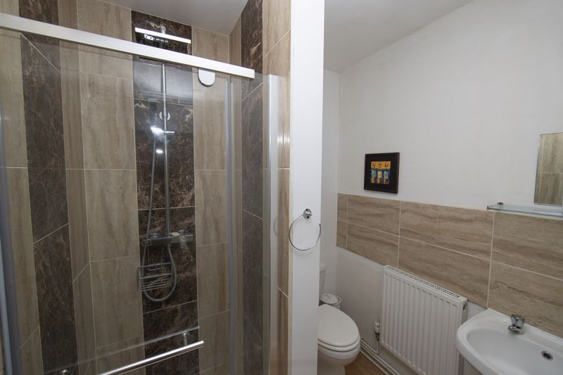 Shower Room - Annex