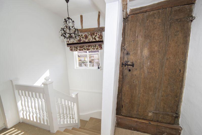 Stairs/Door