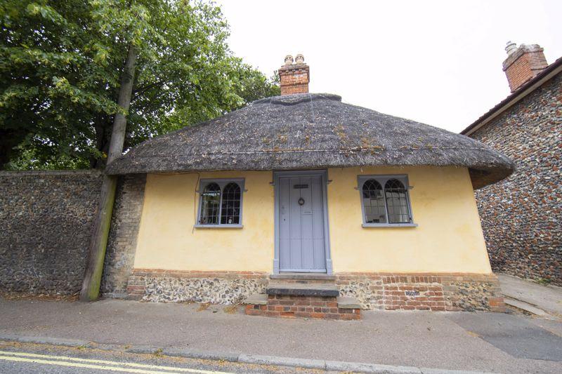 Bury Road Ixworth