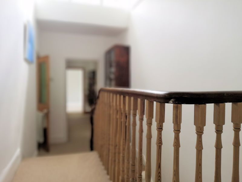 Period Bannister