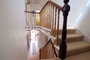 Period Staircase