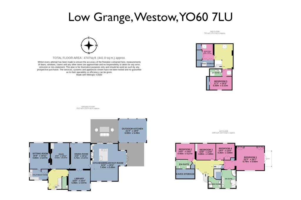 Low grange house