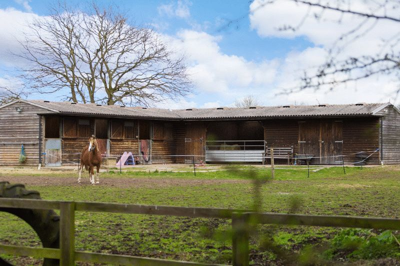 Stable Block & Tractor Barn