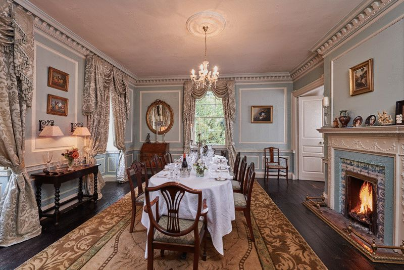 North drawing room/dining