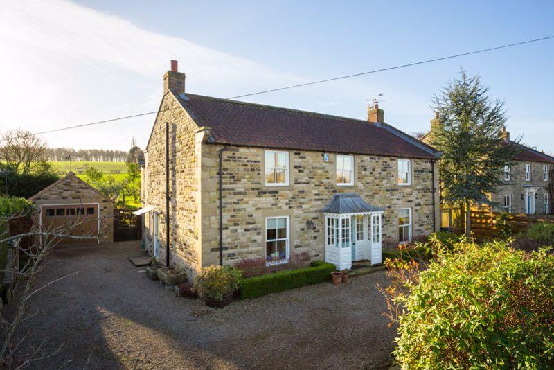 St Mary's Cottage Welburn