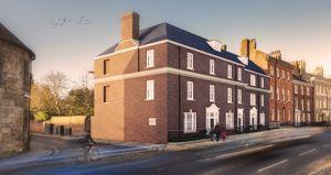 Bootham House Bootham