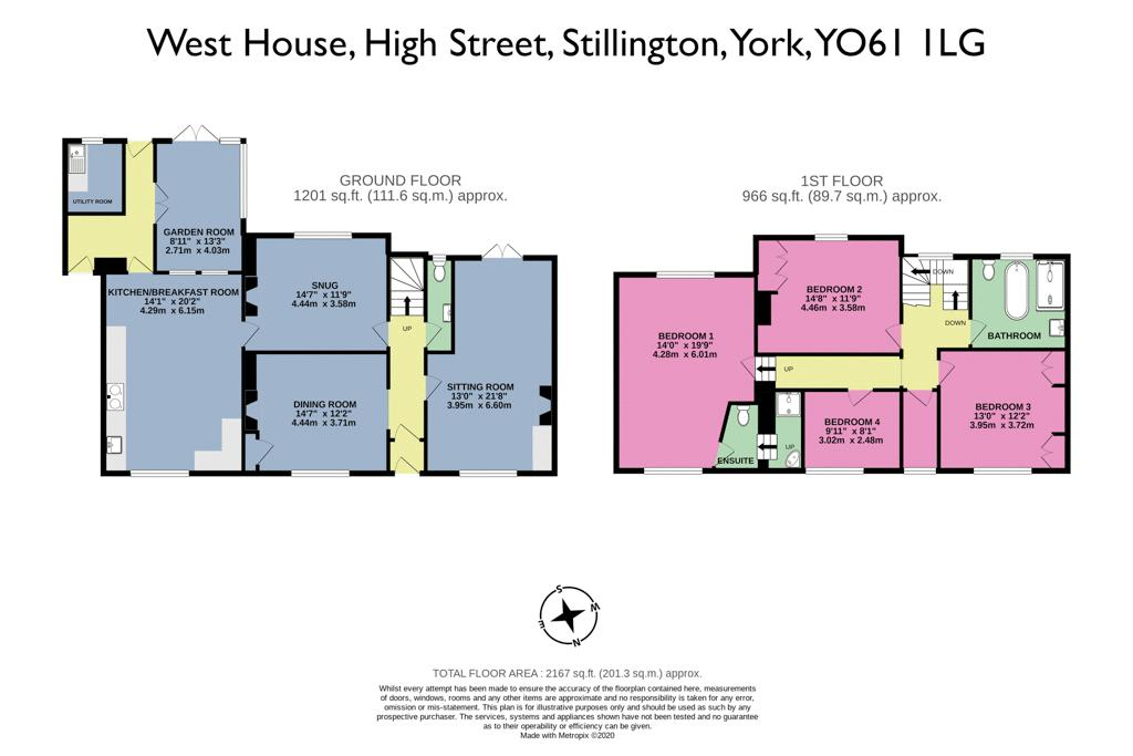 High Street Stillington