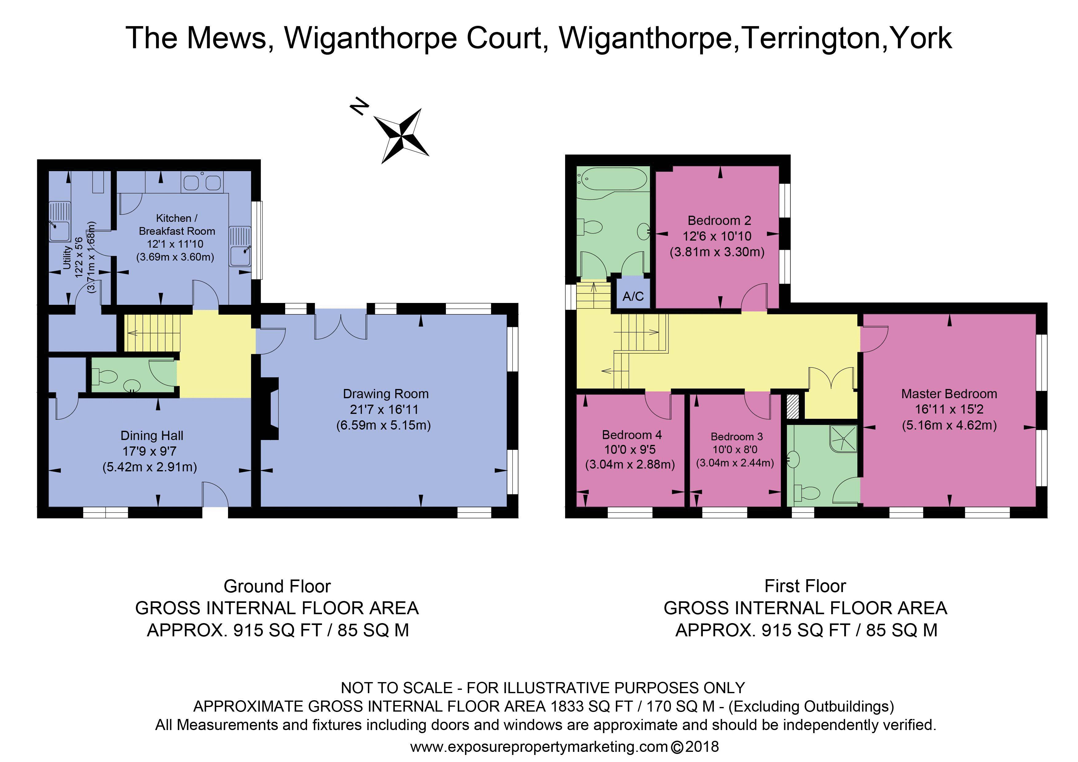Wiganthorpe Terrington