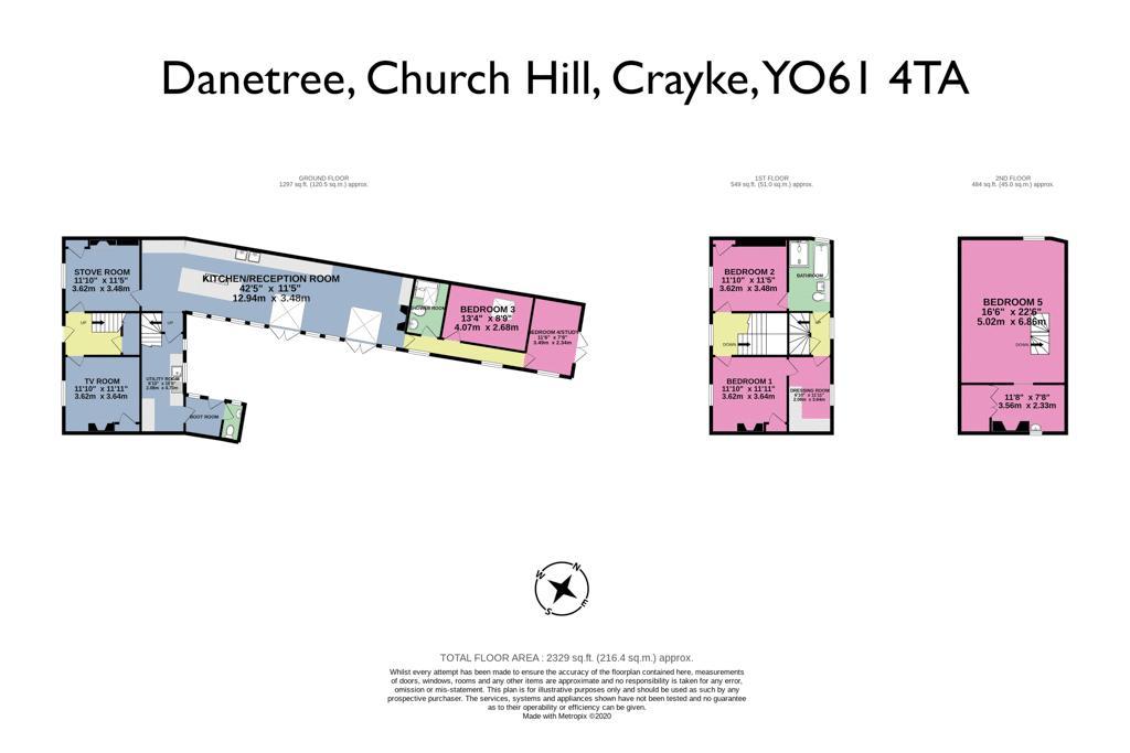 Church Hill Crayke