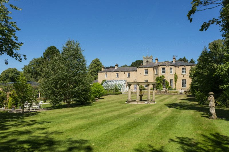 Comber House and grounds