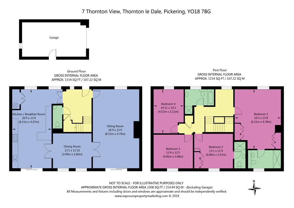 7 Thornton View Thornton-Le-Dale