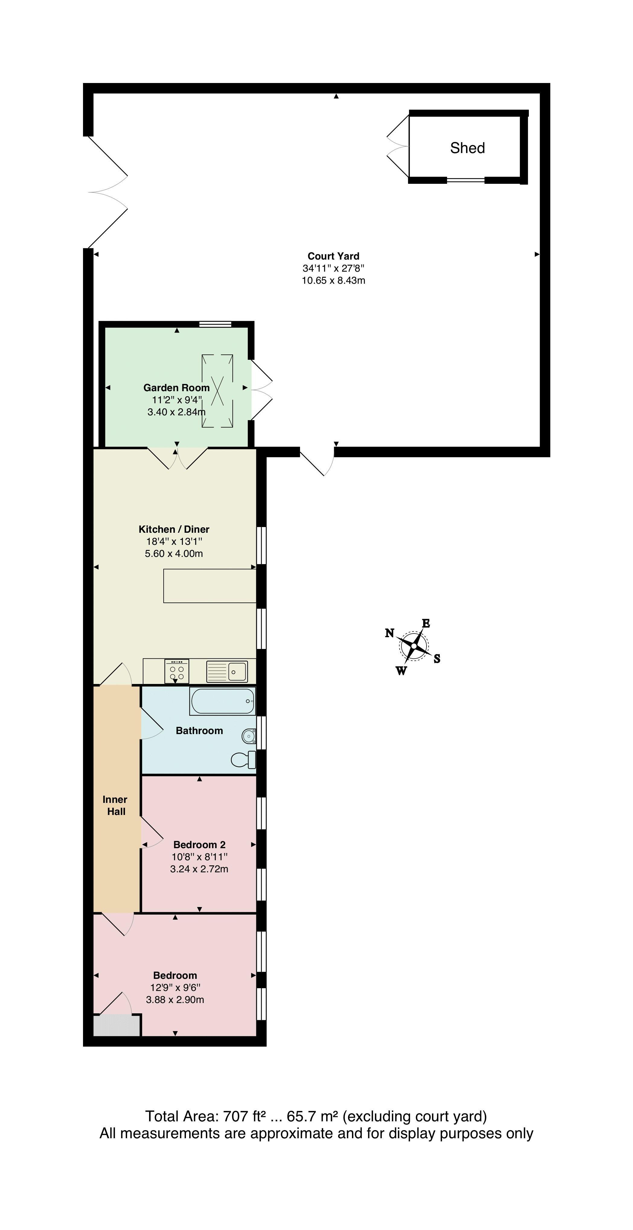Floorplan - Barn