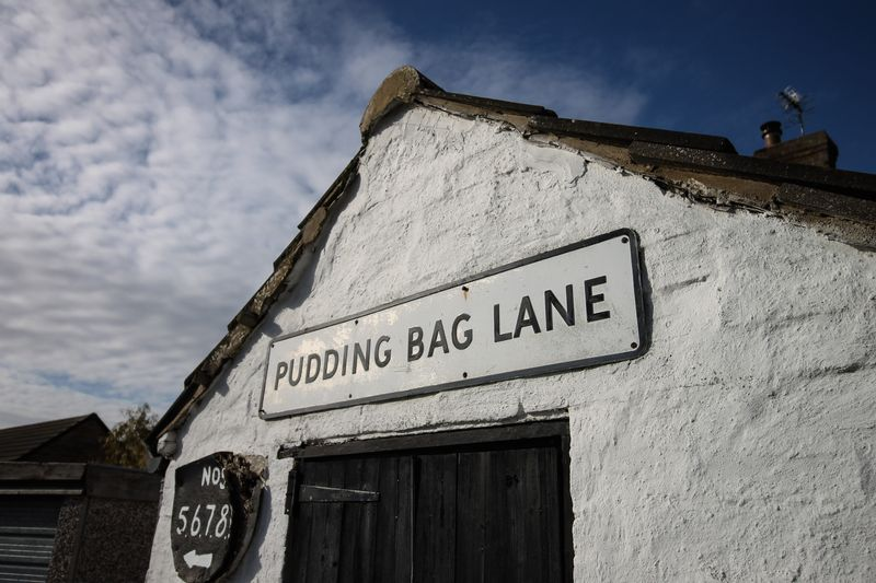 Puddingbag Lane Bozeat