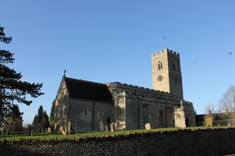 Lavendon Church