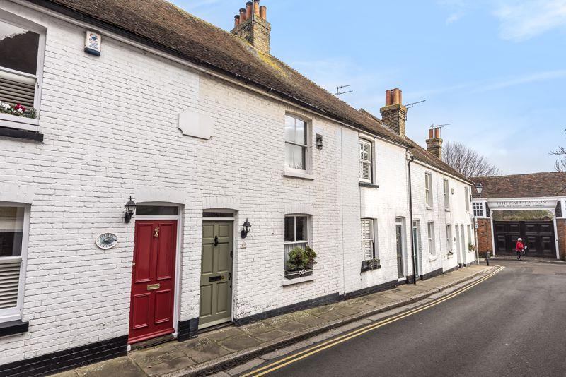 Upper Strand Street
