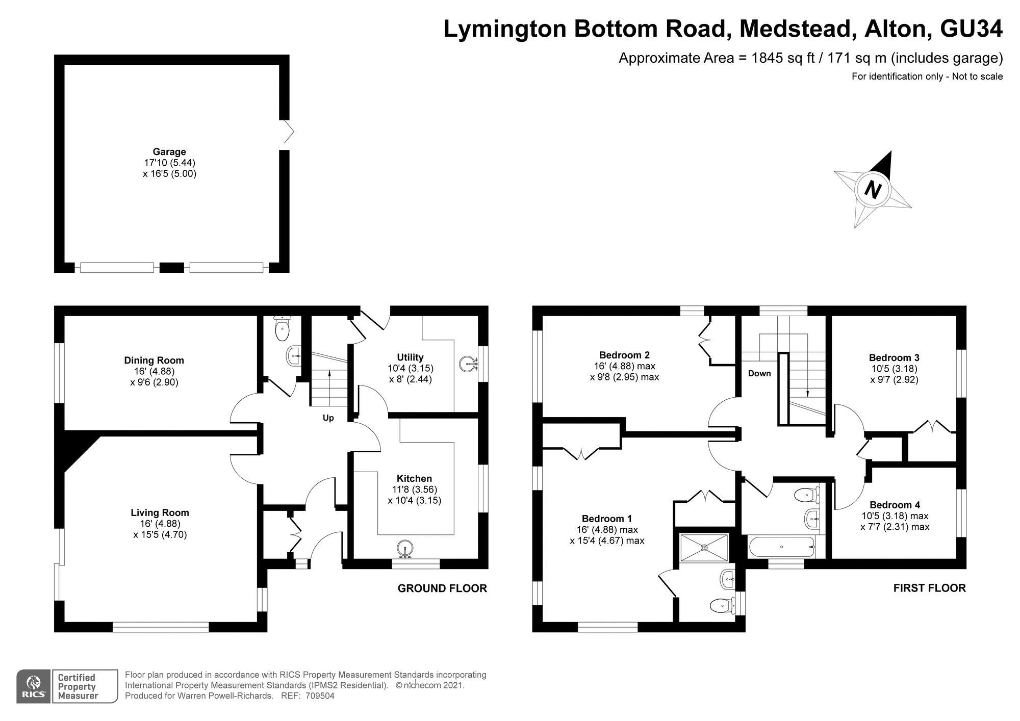73 Lymington Bottom Road Medstead