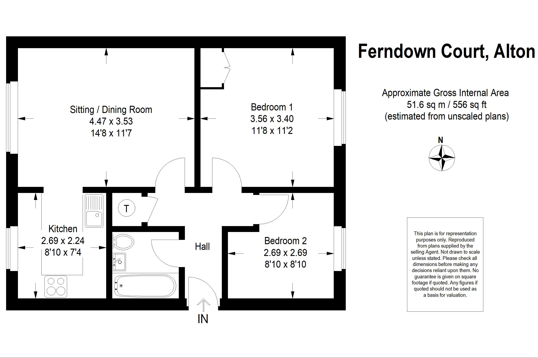 Ferndown Court Dickers Lane