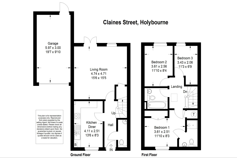 Claines Street Holybourne