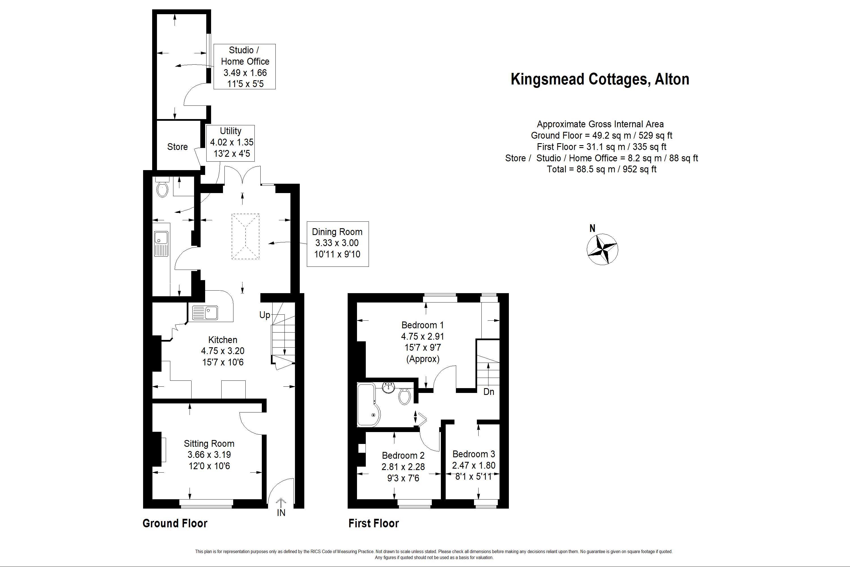 Kingsmead Cottages Kingsmead