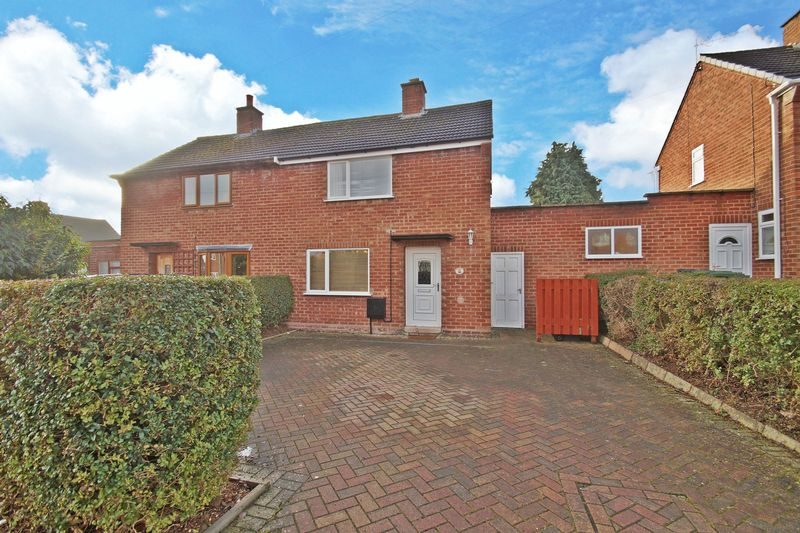 2 Bedrooms Property for sale in Edwin Crescent, Bromsgrove