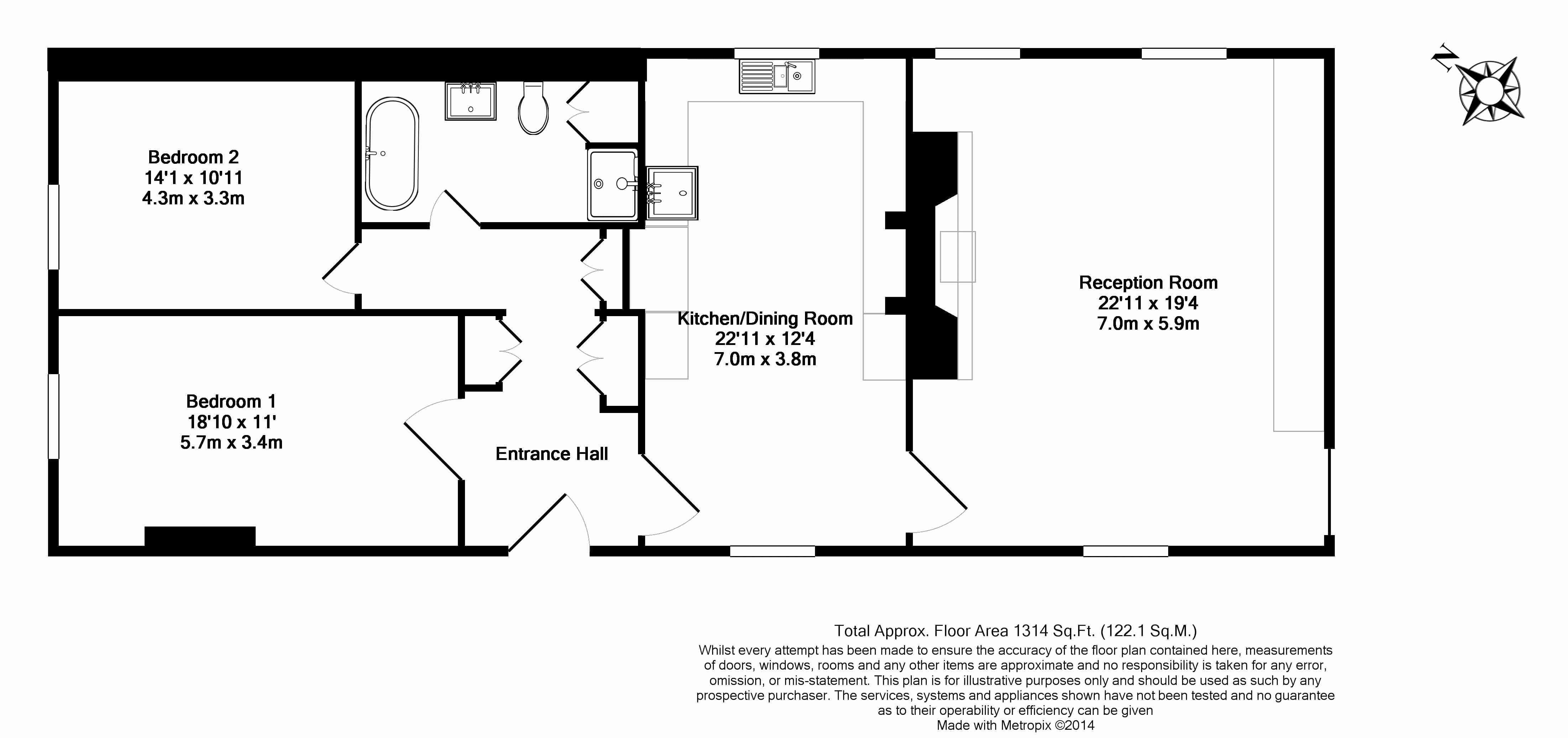 The Pantry Floorplan