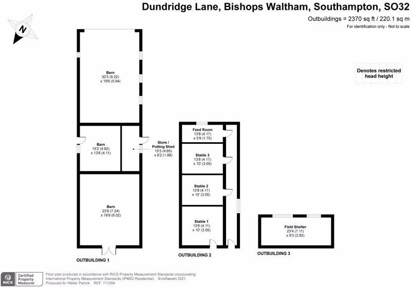 Dundridge Lane Bishops Waltham