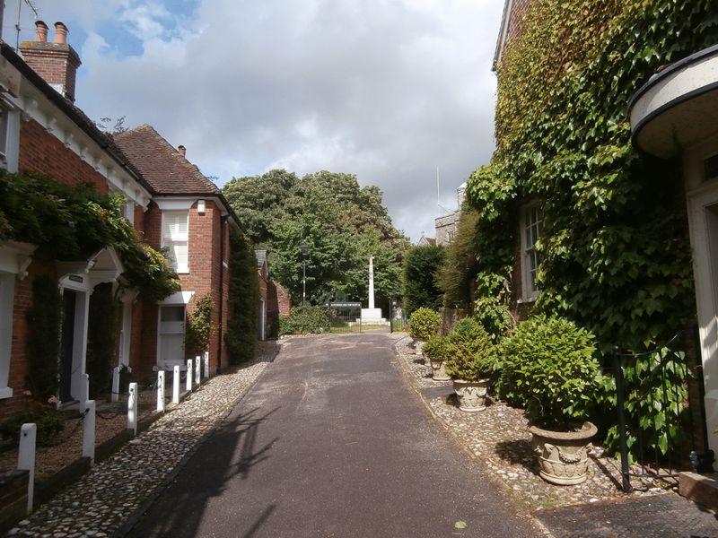 Free Street Bishops Waltham