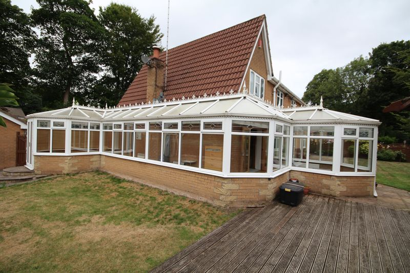 External Of Conservatory