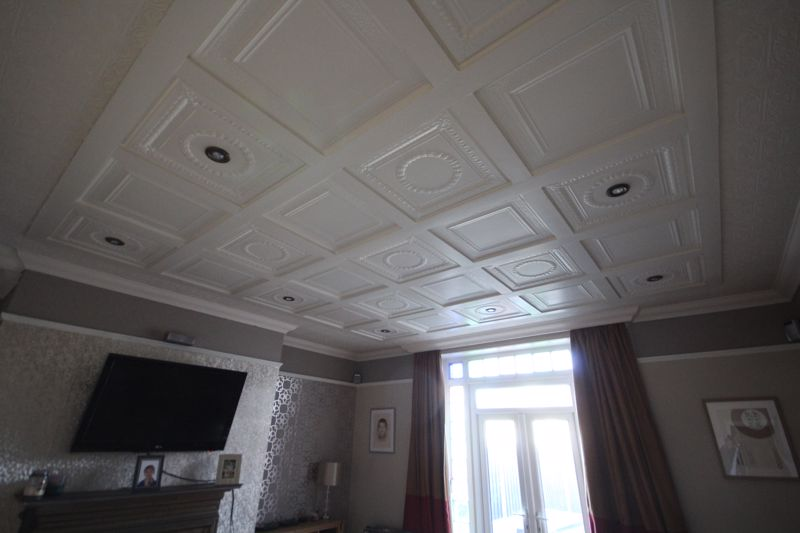 Dining Room / Second Lounge Ceiling