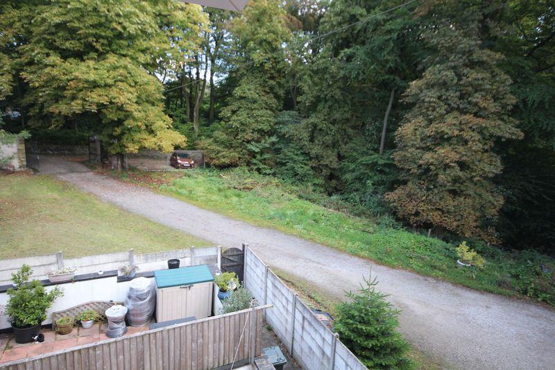 Rear Garden/Driveway