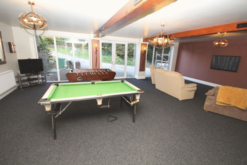 Games Room/Lounge