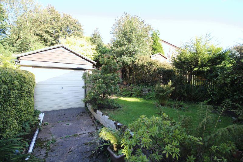Rear Gardens / Garage