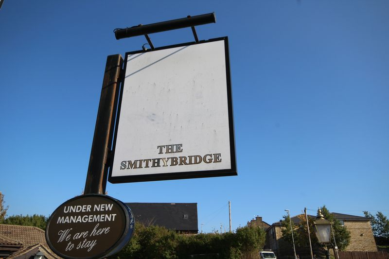 Smithy Bridge Road Smithy Bridge