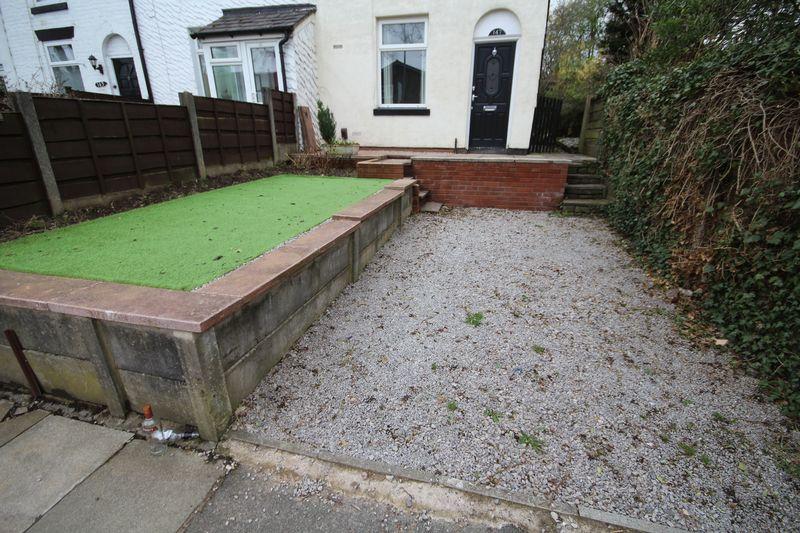 Parking / Garden To Front