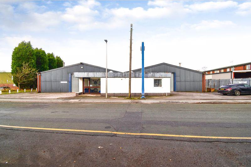 Burns Bodyshop Radnor Park Industrial Estate