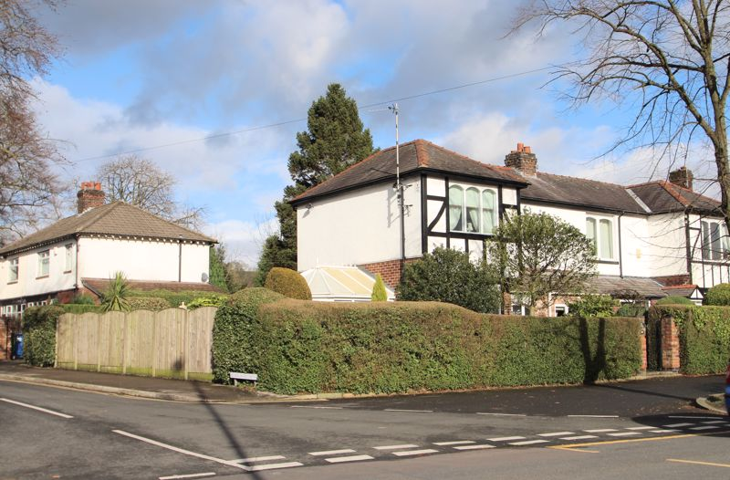 Compstall Road Romiley